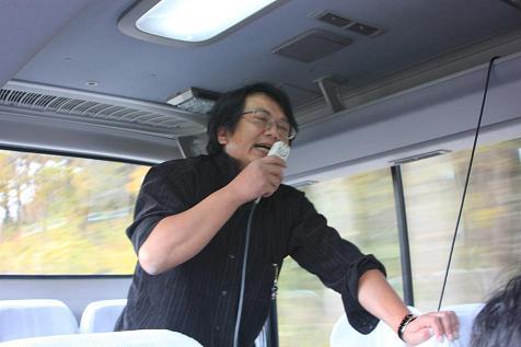 行きのバス3