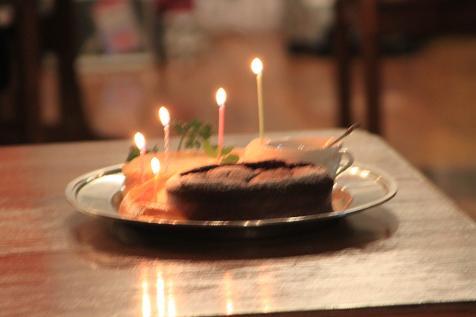 50歳ケーキ