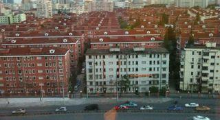 上海のホテルの窓から2